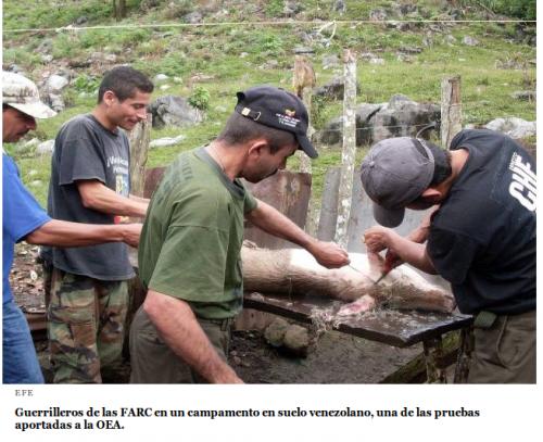 Foto escandalosa del presidente Santos de Colombia 110487_1