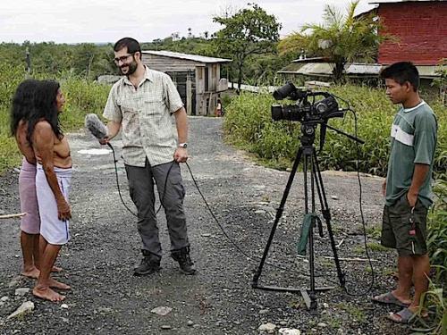 Unai ha pasado tres años visitando Honduras, de cuya dictadura no habla prácticamente nadie.
