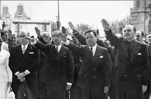 Martin Villa fascista