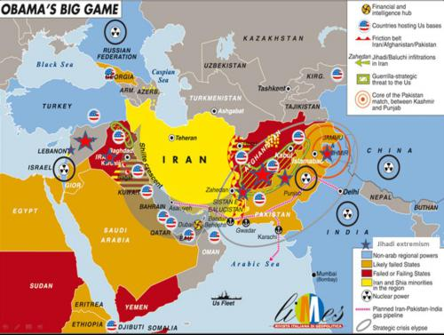 Los secretos del acuerdo hist rico USAIr n – Mapa De Iraq