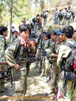 guerrilla nepalí