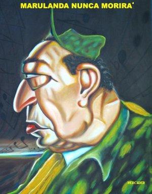 Marulanda visto por José Mercader