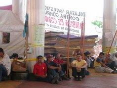 La huelga de hambre