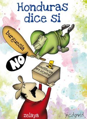 HONDURAS DICE SI