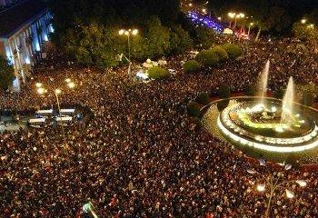 25S en Madrid, 'rodea el congreso'